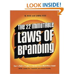 The first book i read about branding, improved since then.